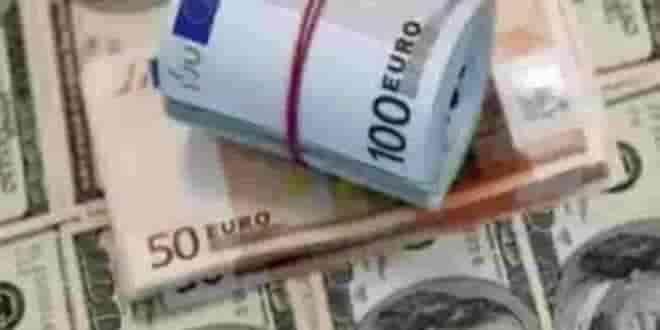 سعر اليورو والدولار الأمريكي اليوم والعملات اليوم السبت 9 نوفمبر 2019
