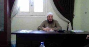 صور من حياة الصحابة (رضى الله عنهم) والاقتداء بهم ، خطبة الجمعة للدكتور خالد بدير